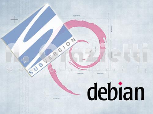 Debian Lenny SVN