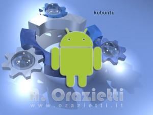 Kubuntu e Android