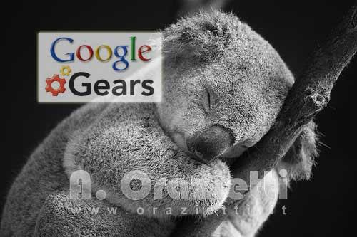 Karmik Koala Google Gears